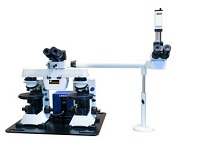 LCT-S Student Trace Evidence Comparison Microscope