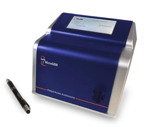 PDQex 2400 - Automated DNA extraction