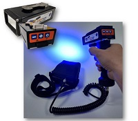 LIGHTcube forensic light source